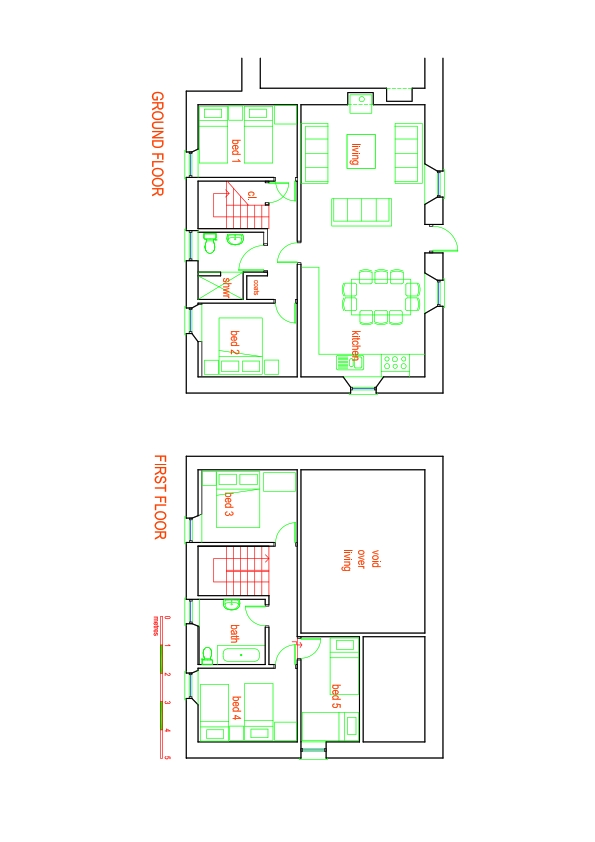 Old farmhouse little loveston holiday cottages for Old farmhouse floor plans