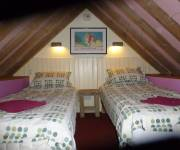 upstairs bed